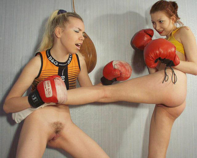 boxeo porno